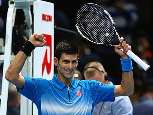 Nole - ATP finale 2015