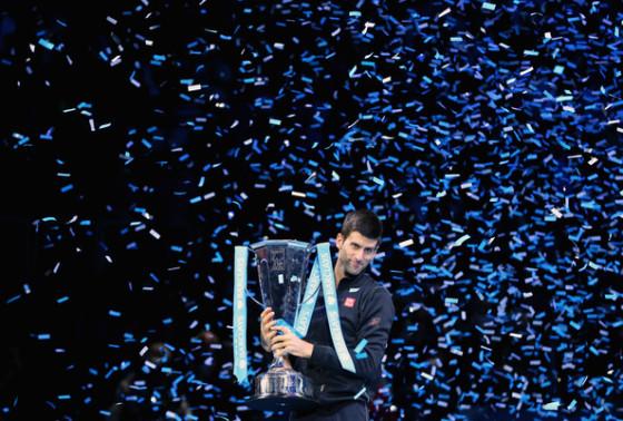 Novak - šampion