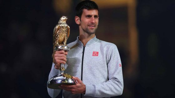 Novak brani titulu u Dohi!