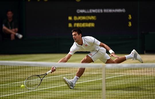 Novak Federer 2
