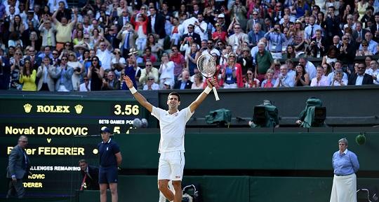 Novak Federer 5