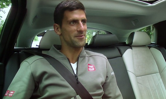 Novak Road to Rolan Garros 1