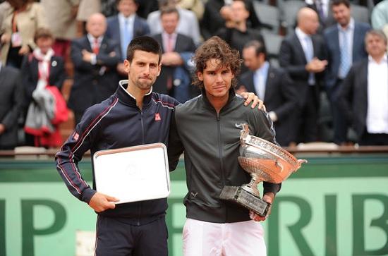 Novak Đokovic- Rafael Nadal