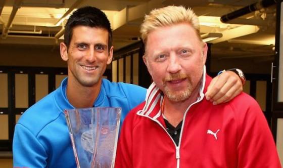 Novak i Boris