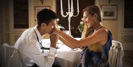 Novak i Jelena vencanje 1