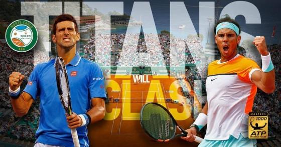 Novak Djokovic i Rafael Nadal