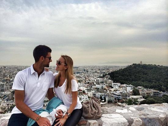 Novak intervju Rolan Garos