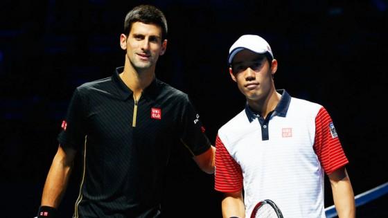 Djokovic i Nisikori