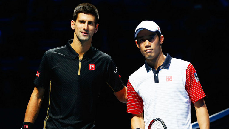 Novak vs Kei