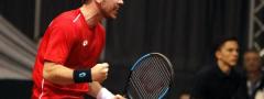 SANTO DOMINGO: Krstin u polufinalu nakon predaje Melcera