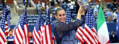 US Open (žene): Titula i povlačenje na kraju sezone za Flaviju Penetu!