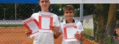 TENISKE NADE (u14,u16): Tri titule, tri finala i sedam polufinala za srpske tenisere!