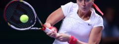 VIMBLDON: Kvitova u osmini finala, Risk eliminisala Benčić