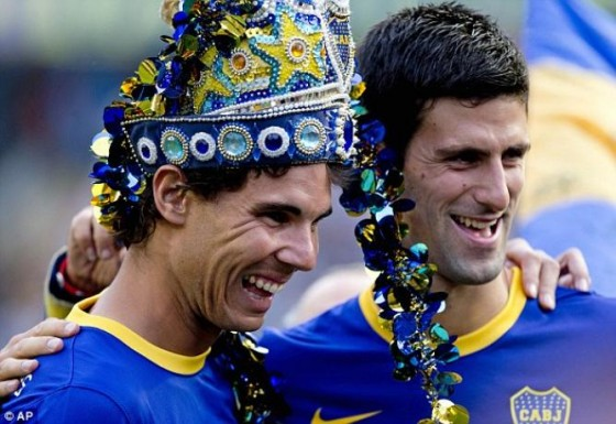 Rafael Nadal i Novak Djokovic