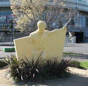 Priznanje Rodu Lejveru u Melburnu
