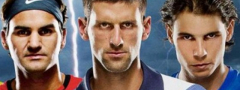 """""""Statistika će pokazati da su Novak, Rafa i Rodžer najbolji koji su ikada igrali tenis"""""""