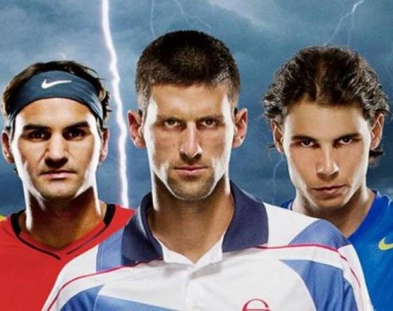 Federer, Djokovic i Nadal