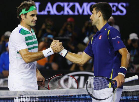 """(VIDEO) Federer, Đoković i """"Prljavi ples"""""""