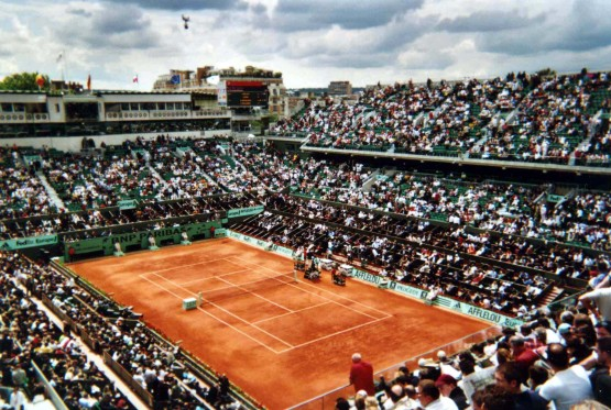 Roland Garros Central Court