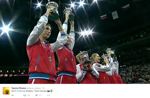 Rusia FK tim - finale