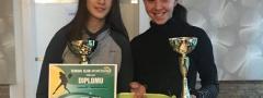 Viktor Jović i Natalija Senić šampioni Srbije do 16 godina