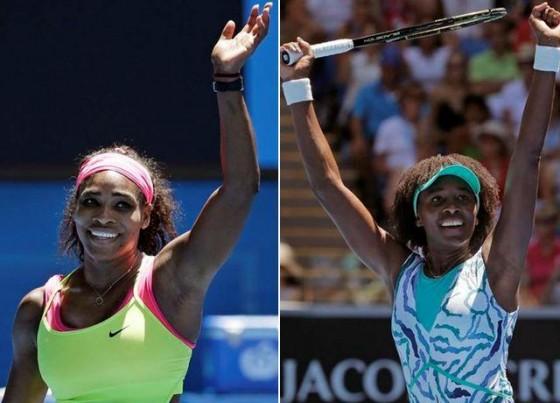 Serena i Venus