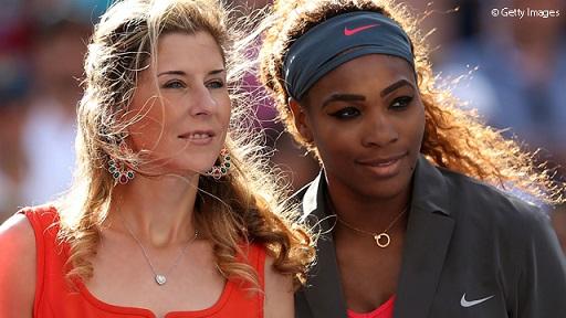 Serena pretekla Moniku 1