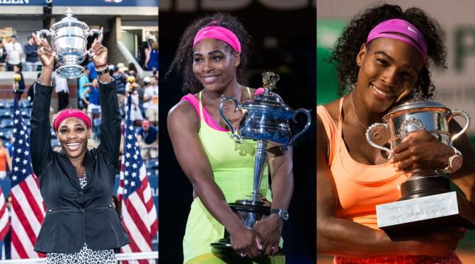 Serena slem