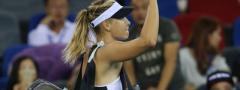 Povreda i predaja obeležili povratak Šarapove, kraj za Lučić Baroni i Kovinić! (WTA Vuhan)