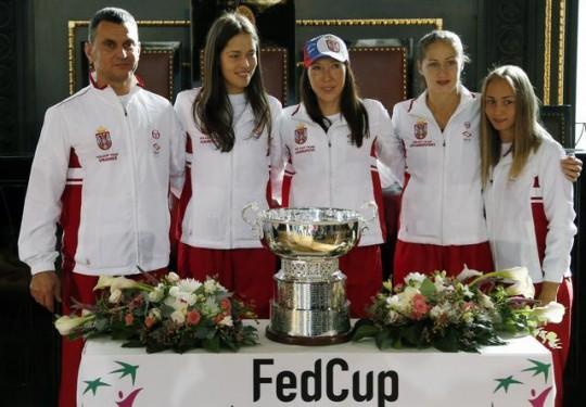 Srbija- Fed kup reprezentacija