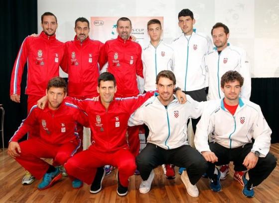 Srbija i Hrvatska