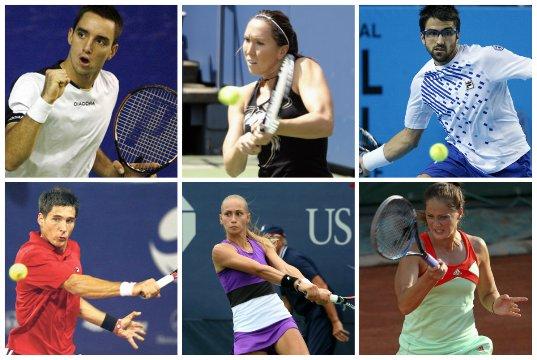 Srpski teniseri