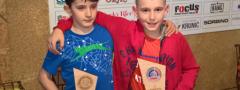 TENISKE NADE (u12): Anja Stanković i Petar Ćertić pobednici OP Niša