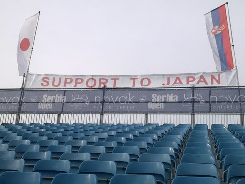 Support to Japan