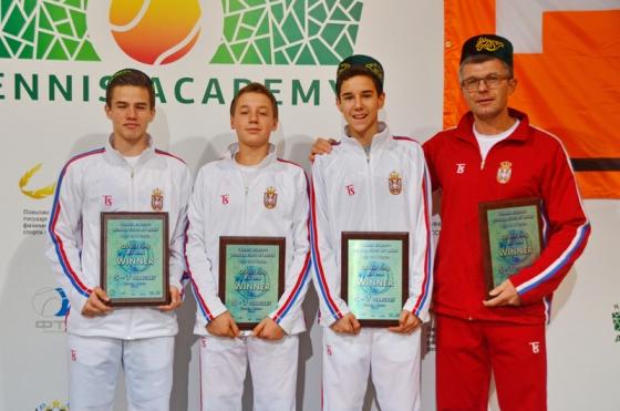 Tim Srbije na Vinter kupu