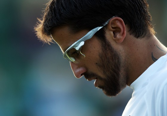 Janko Tipsarevic, Vimbldon (Photo by Clive Rose/Getty Images)