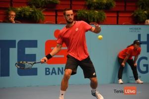 Viktor Troicki odigrao je odlican turnir u Becu