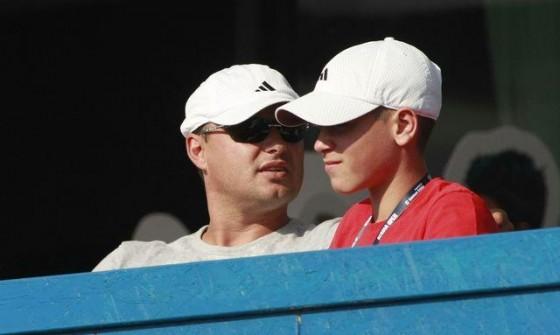 Vajda i Djokovic