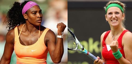 Serena Vilijams i Viktorija Azarenka