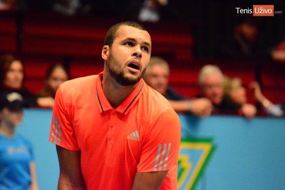 Zo Vilfred Conga (foto: D. Jevremovic, Tenis Uzivo)