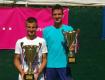 TENISKE NADE (u16): Tri trofeja za srpske tenisere u Tirani