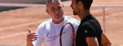 Agasi: Ne bih želeo da igram protiv Novaka