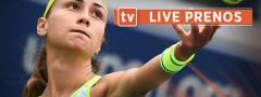 Krunić – Bertens live prenos (oko 20.30h) – Gledajte direktan prenos