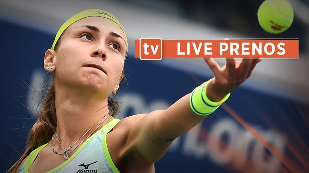 Aleksandra Krunic, live prenos