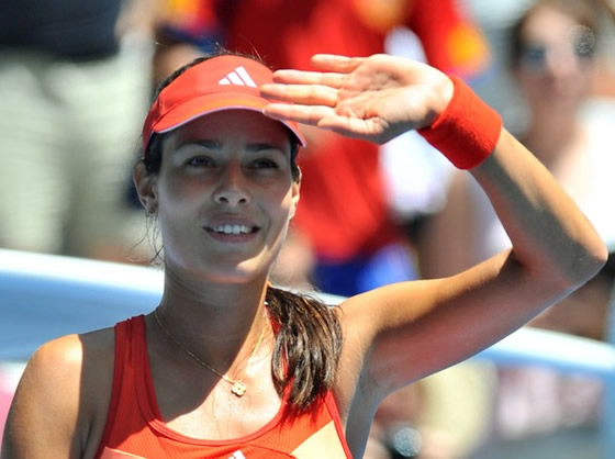 Ana Ivanovic, Getty Images