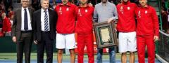 Teniska Srbija se zahvalila Bogdanu Obradoviću! (Foto)