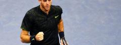 Delpo: Novak je zdrav, ima odličan tim, može da sustigne Rafu i Rodžera