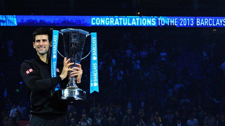 Novak Djokovic pobednik 2013