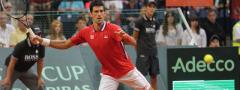 Novak savladao Monfisa za četvrtfinale Pariza!