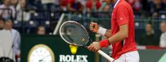 Novak bolji od borbenog Mareja za polufinale Pariza!